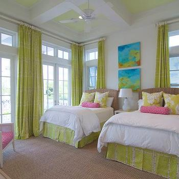 curtains tells a all please green little chartreuse librarian privacy