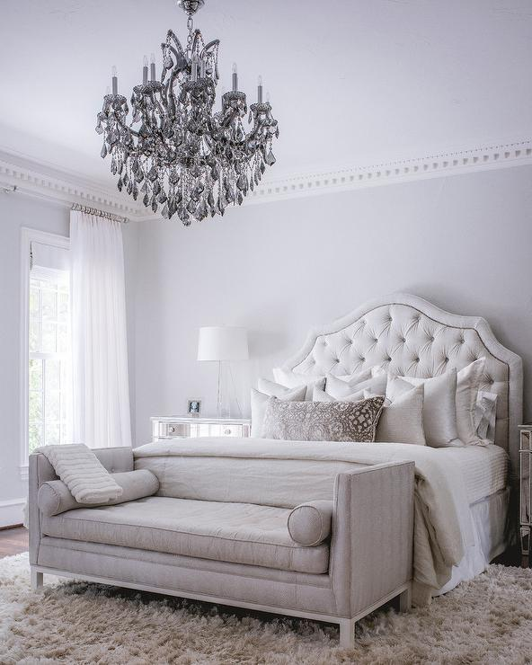 Gray Black And White Bedroom Ideas Bedroom Decorating Ideas In White Bedroom Chairs Target Childrens Bedroom Wallpaper Uk: White And Gray French Master Bedroom