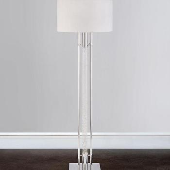 Acrylic base floor lamp products bookmarks design inspiration john richard body illuminating interstellar floor lamp aloadofball Gallery
