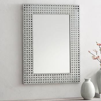Galvanized Metal Floor Mirror - Products, bookmarks, design ...