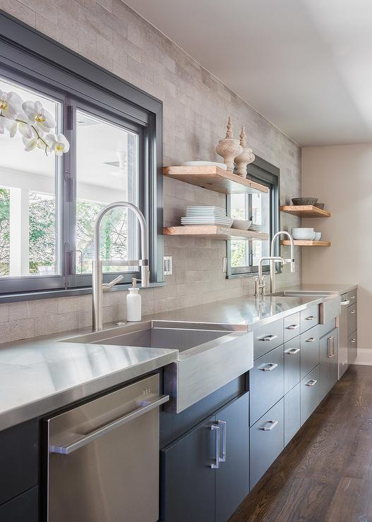 Window Above Kitchen Sinks Design Ideas
