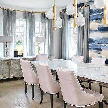 Bay Window Buffet Cabinet Design Ideas