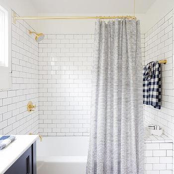 Bathrooms White And Blue Bathroom Concept Design Ideas