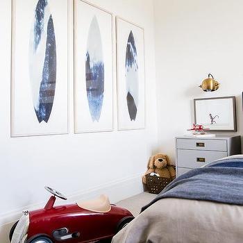 boys surf bedroom decor design ideas