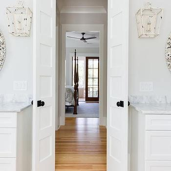 Gray Washed Hardwood Floors Design Ideas