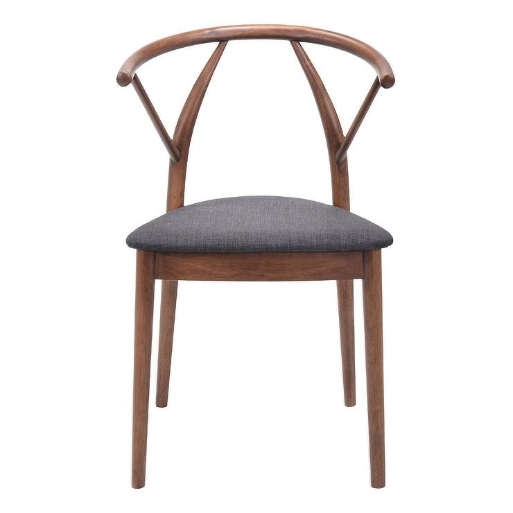 Sensational Ardihannon Curved Open Back Side Chair Ncnpc Chair Design For Home Ncnpcorg