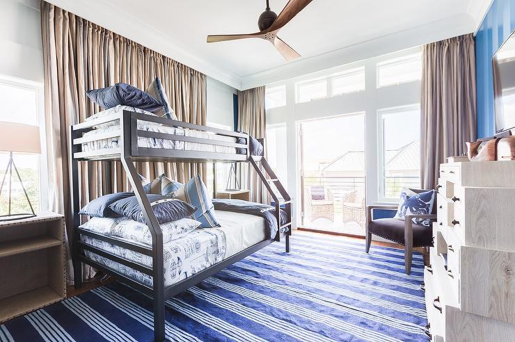 Built In Bed Under Loft Bed Cottage Girl S Room