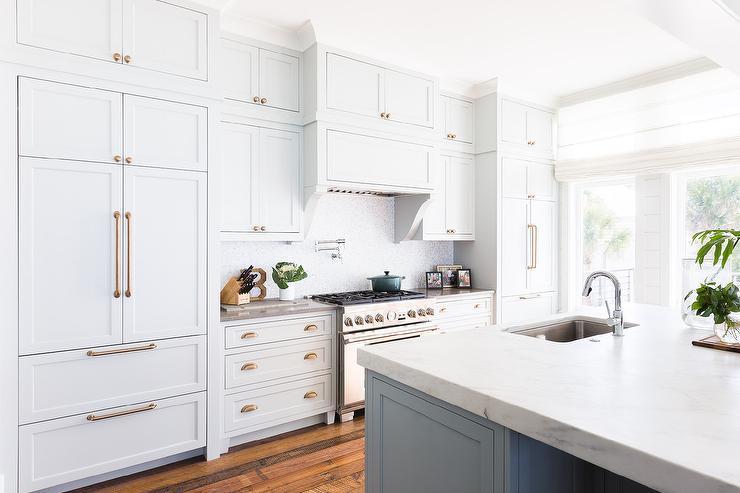 Garage style kitchen cabinets transitional kitchen for Garage style kitchen window