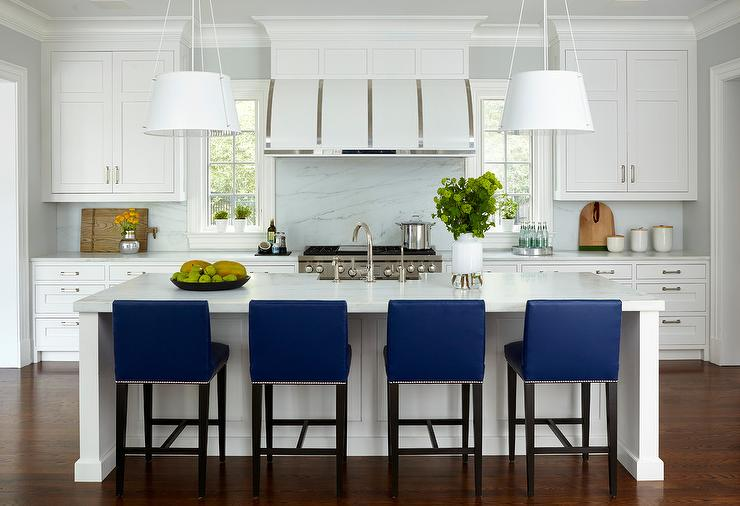 Royal Blue Kitchen Countertops. Blue Storm Laminate