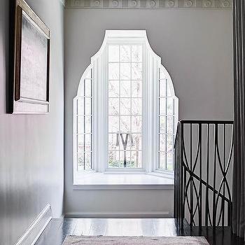 Bay Window Nook staircase bay window nook design ideas