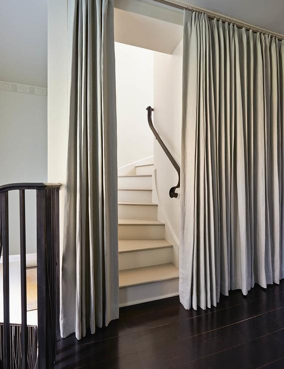 White French Pleat Curtains Design Ideas