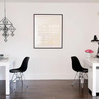 Enjoyable Black And White Office Design Ideas Evergreenethics Interior Chair Design Evergreenethicsorg