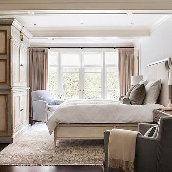 Bedroom Tv Armoire Design Ideas