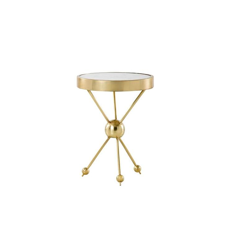 Lovely Antique White Side Table #20 - Decorpad