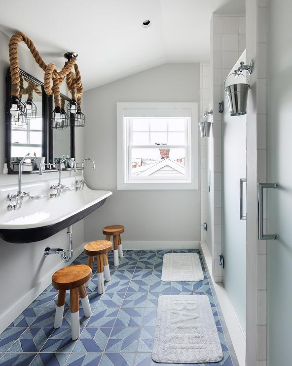 Nautical Style Bathroom Vanities: Bathroom Design, Decor, Photos, Pictures, Ideas