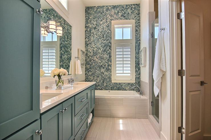 'view full size' from the web at 'https://cdn.decorpad.com/photos/2017/06/29/blue-glass-shower-tiles.jpg'