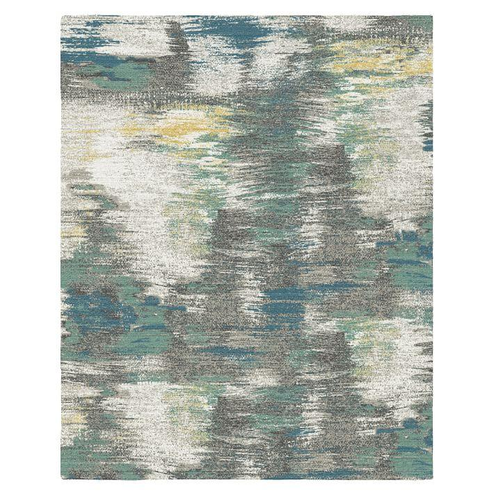 htm x p brown indoor green yellow rug teal area outdoor and in