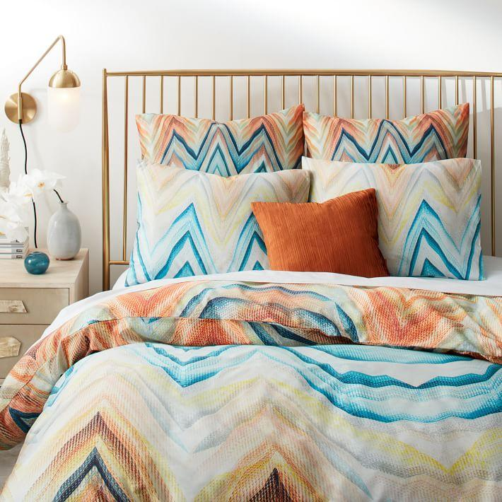 bedroom bedding to use ideas bed your tktb chevronbedding chevron how in kids