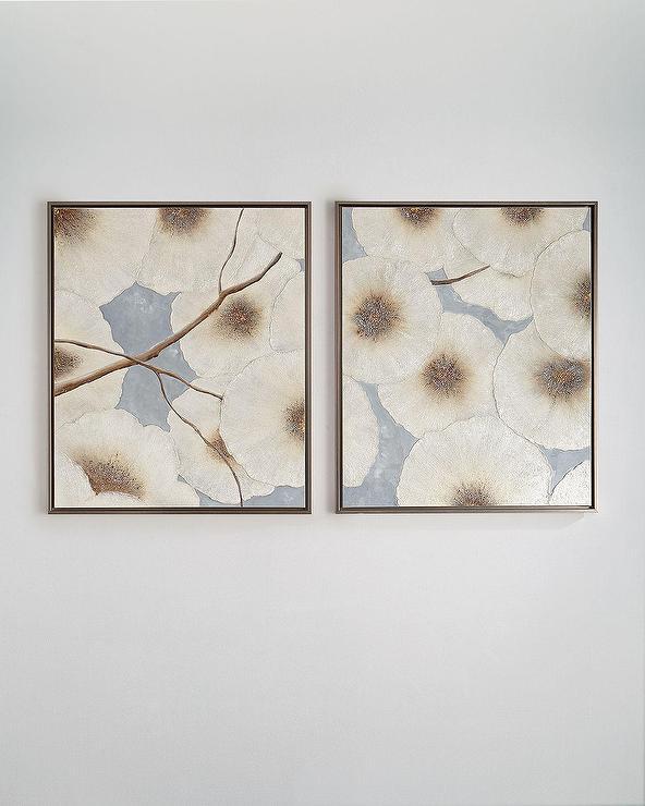 Elegance Blooms Original Painting Set