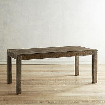 West Elm Boerum Wood Dining Table