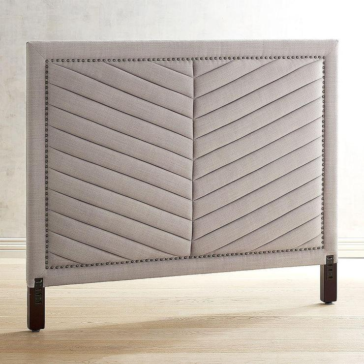 rhys ii dovetail tufted nailhead headboard