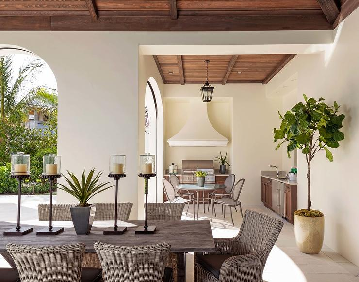 wicker outdoor dining furniture australia table and chairs white brown gray