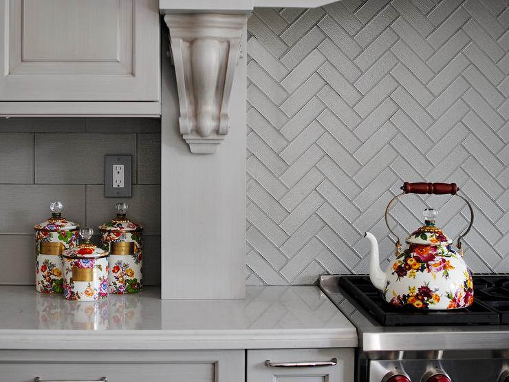 Kitchen Backsplash Edge beveled edge countertop design ideas
