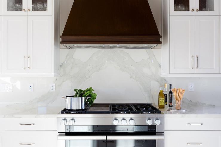 White Kitchen Exhaust Hoods brown kitchen vent hood design ideas