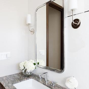Bathroom Vanity Hardware modern nickel bath vanity hardware design ideas