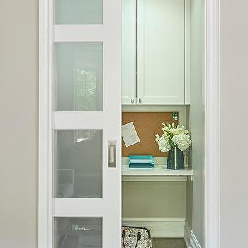 frosted glass pocket office door