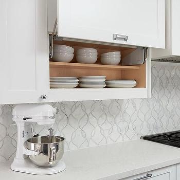 Garage Style Kitchen Cabinet Door Design Ideas