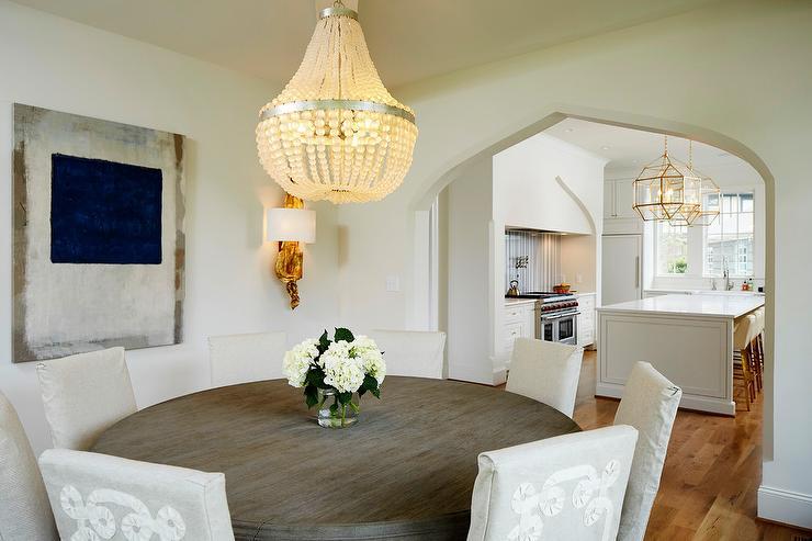 Gold Dining Room Sconces Design Ideas