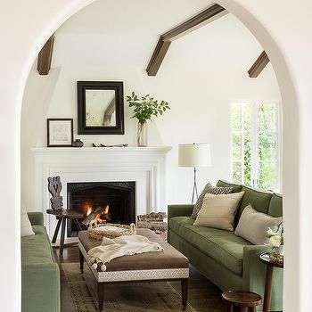 Cool Brown And Green Room Color Scheme Design Ideas Machost Co Dining Chair Design Ideas Machostcouk