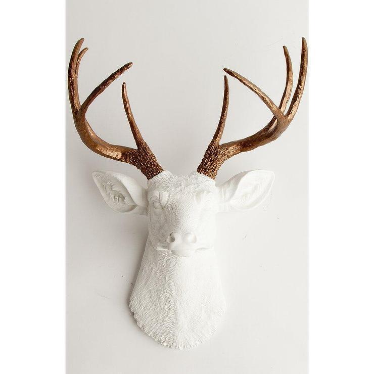 Z Gallerie Faux Deer Antlers