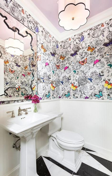 Christian Lacroix Butterfly Parade Wallpaper In Kid