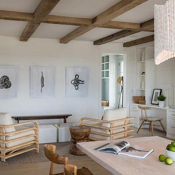 Rustic Wood Ceiling Design Ideas