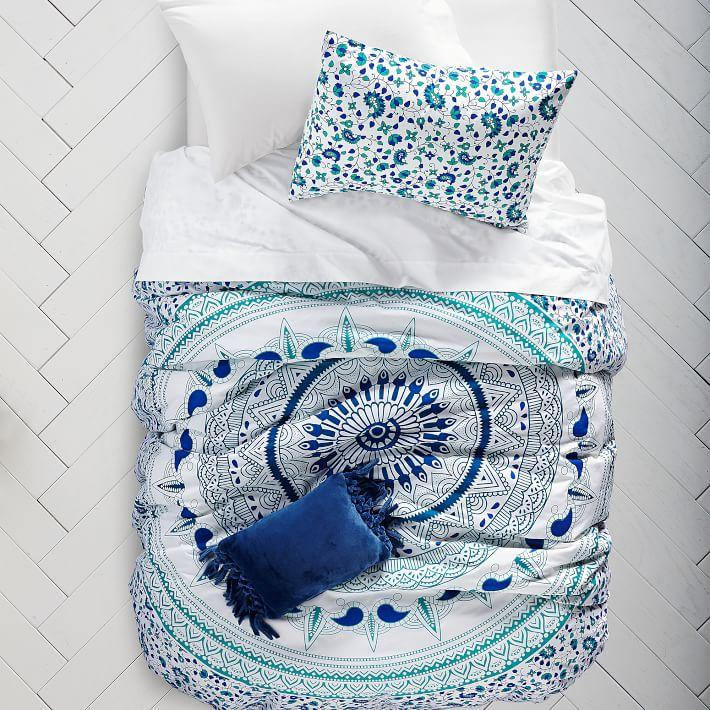 queen deal bedding comforter shop on full white great medallion chloe tufted bed