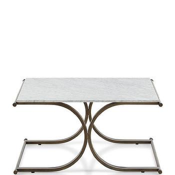 Ryder Marble Top Square Coffee Table