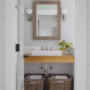 White And Blue Fringe Bath Rug Design Ideas - Striped bath mat for bathroom decorating ideas