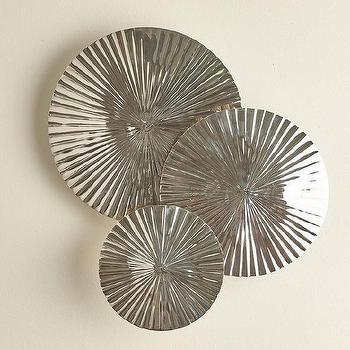 Silver Wall Decor - Products, bookmarks, design, inspiration and ...