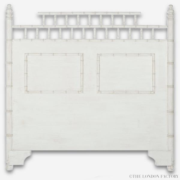 Chinese Chippendale Headboard Bed Collection - Chinese chippendale bedroom furniture