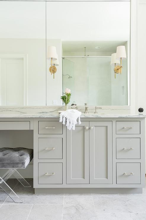 Shaker Panel Bathroom Cabinets Inspirational Interior Design Ideas