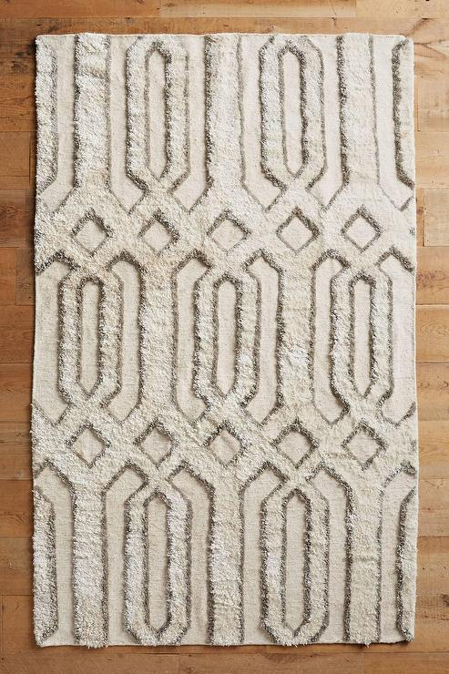 Navy And Cream Saylor Indoor And Outdoor Rug