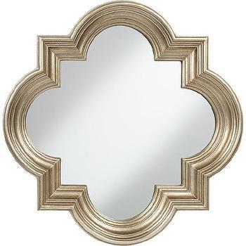 Quatrefoil Mirror Look 4 Less And Steals And Deals