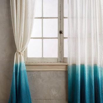 Threshold Ombre Stripe Window Panel I Target