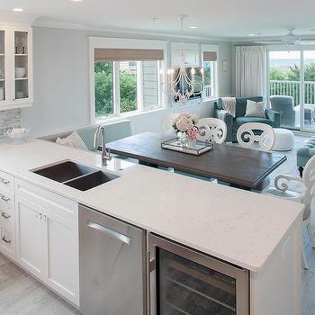 Small Open Concept Kitchen Design Ideas