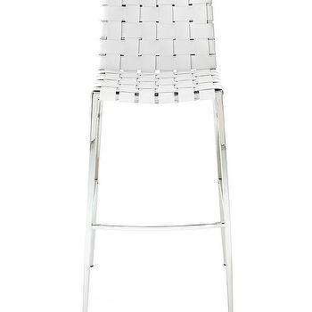 Awe Inspiring Halli Hairhide Steel Bar Stool Creativecarmelina Interior Chair Design Creativecarmelinacom