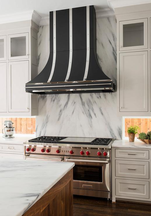 Black french dual range design ideas Sherwin williams collonade gray exterior