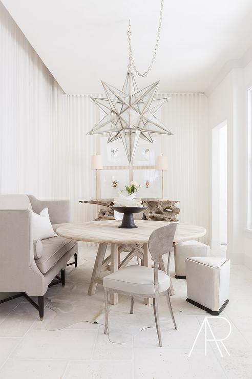 Alyssa rosenheck moravian star pendant with dove gray dining sofa alyssa rosenheck moravian star pendant with dove gray dining sofa aloadofball Image collections