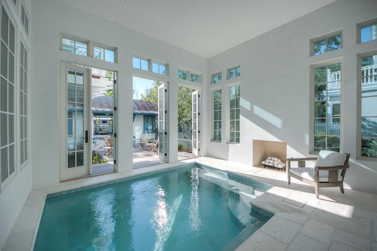 Small Indoor Pool Design Ideas